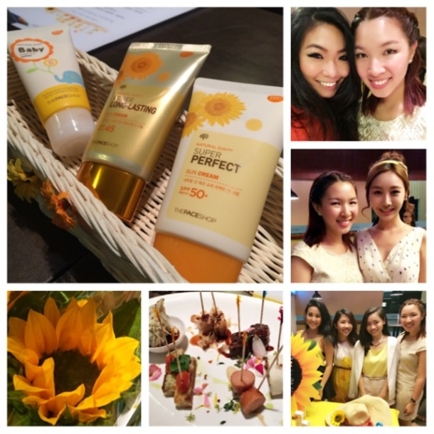The Face Shop Natural Sun Eco Bloggers Party Enabalista Instagram ena_teo