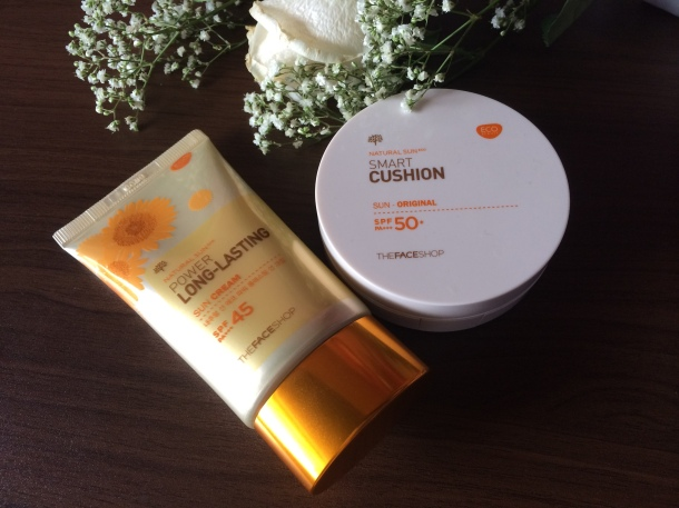 The Face Shop Natural Sun Smart Cushion Review