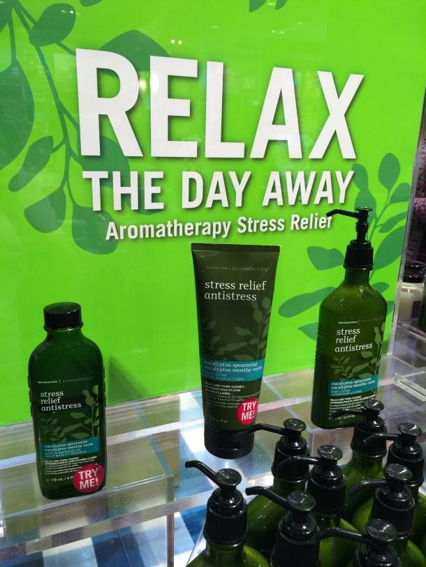 Bath & Body Works Relax