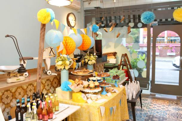 Collection Cosmetics Bright & Glow Event Decor Day Enabalista
