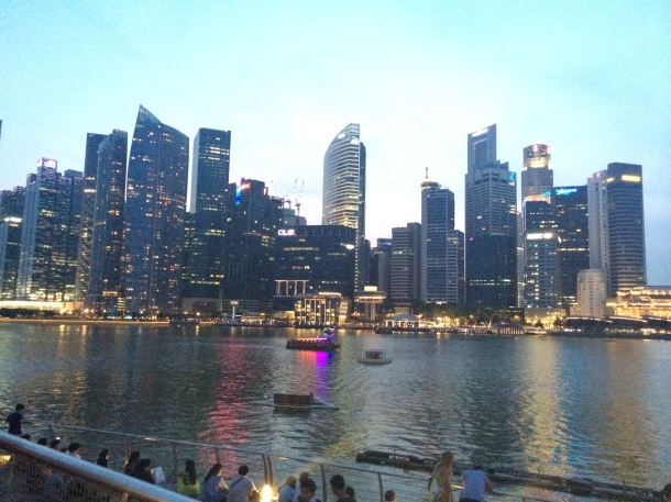 Marina Bay View Singapore Enabalista 1