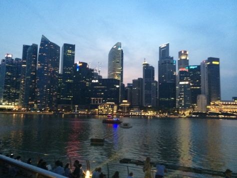Marina Bay View Singapore Enabalista 2