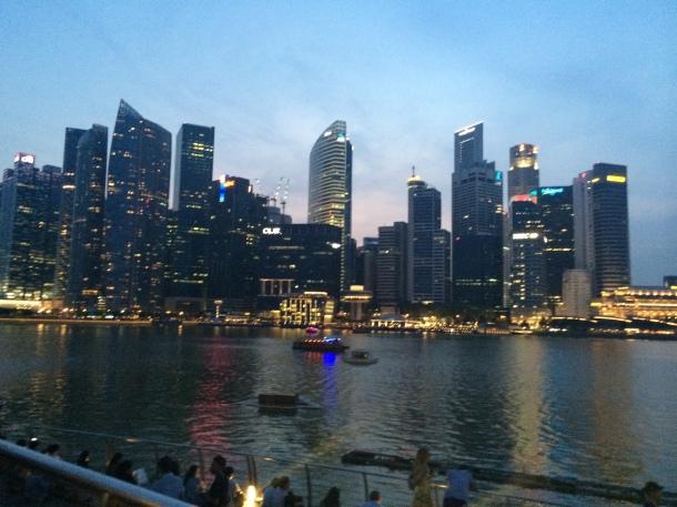Marina Bay View Singapore Enabalista 2