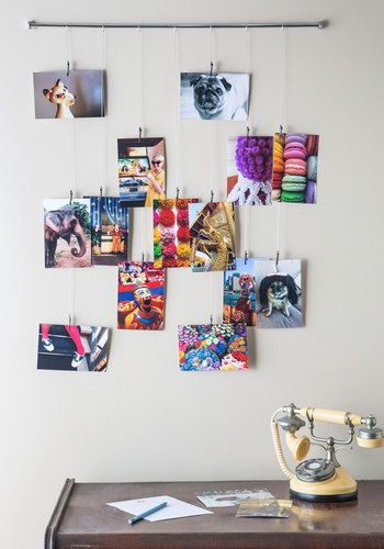 Photo Wall Decor Idea 2