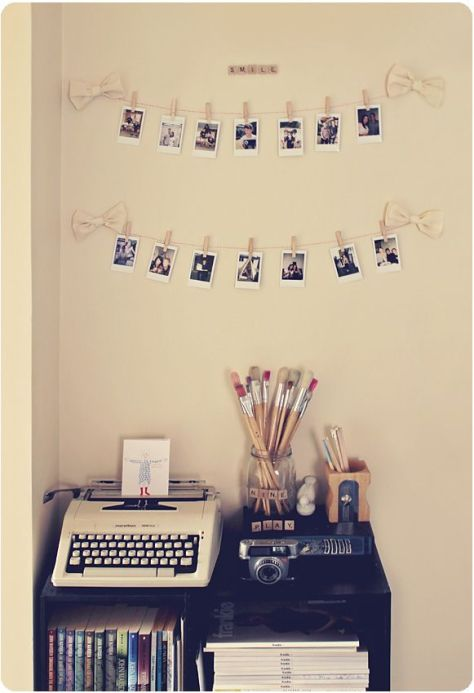 Photo Wall Decor Idea 3