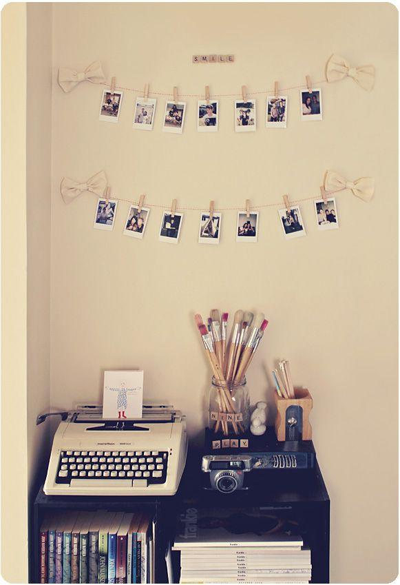 Photo Wall Decor Idea 3