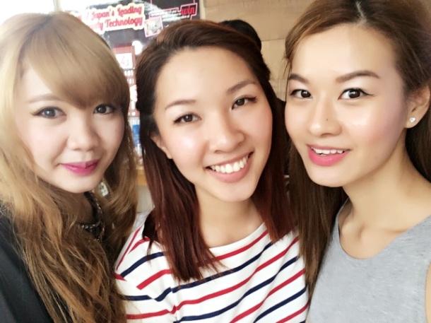 Shiseido Bloggers Appreciation Party Anna Ena Gwen
