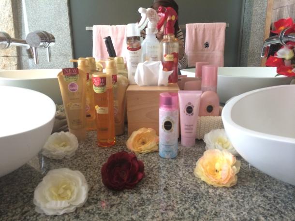 Shiseido Bloggers Appreciation Party Bath 2