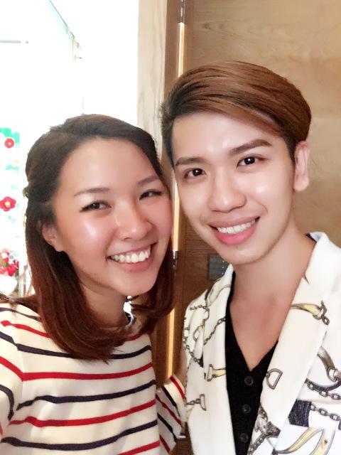 Shiseido Bloggers Appreciation Party Ena Louis