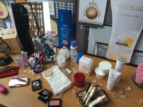 Shiseido Bloggers Appreciation Party Products 2