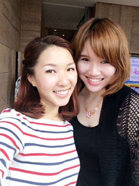 Shiseido Bloggers Appreciation Party with Soo Chi