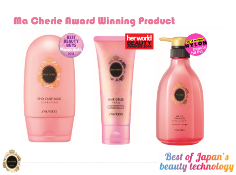 Shiseido Brands Winning Products 2014 7