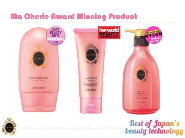 Shiseido Brands Winning Products 2014 7