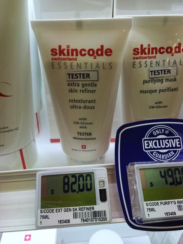 Skincode Singapore Extra Gentle Skin Refiner