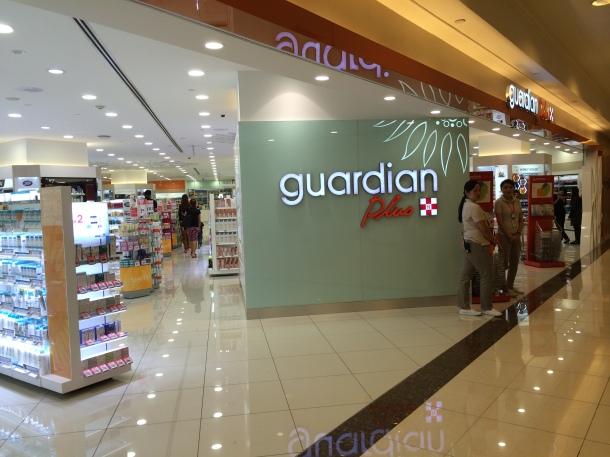 Skincode Singapore Guardian