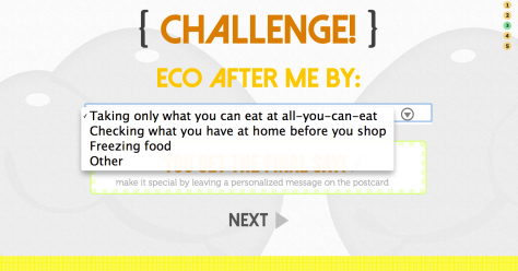 Eco After Me Website 4