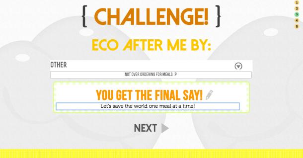 Eco After Me Website 5