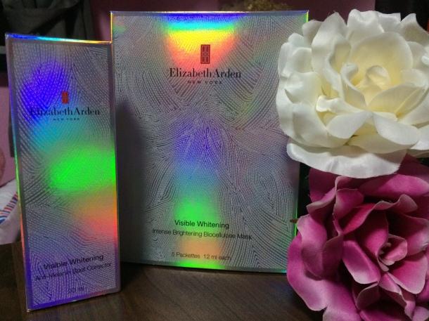 Elizabeth Whitening Visible Whitening Biocellulose Mask & Spot Corrector Launch Enabalista 19