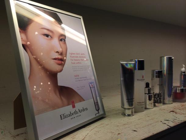 Elizabeth Whitening Visible Whitening Biocellulose Mask & Spot Corrector Launch Enabalista 2
