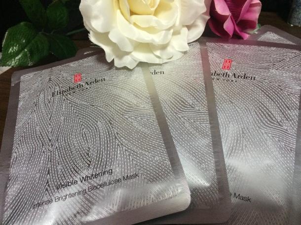 Elizabeth Whitening Visible Whitening Biocellulose Mask & Spot Corrector Launch Enabalista 20