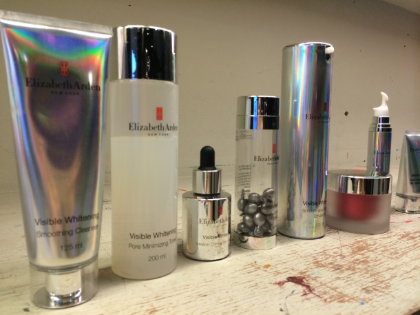 Elizabeth Whitening Visible Whitening Biocellulose Mask & Spot Corrector Launch Enabalista 3
