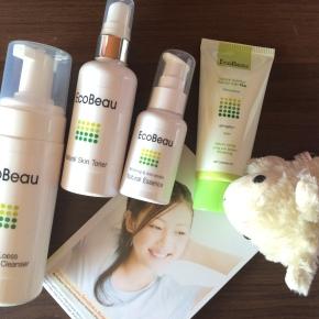 Radiant Skin with EcoBeau Specialist SkinCare