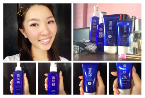 Kosé Sekkeisei Review Morning Skincare Routine Summary