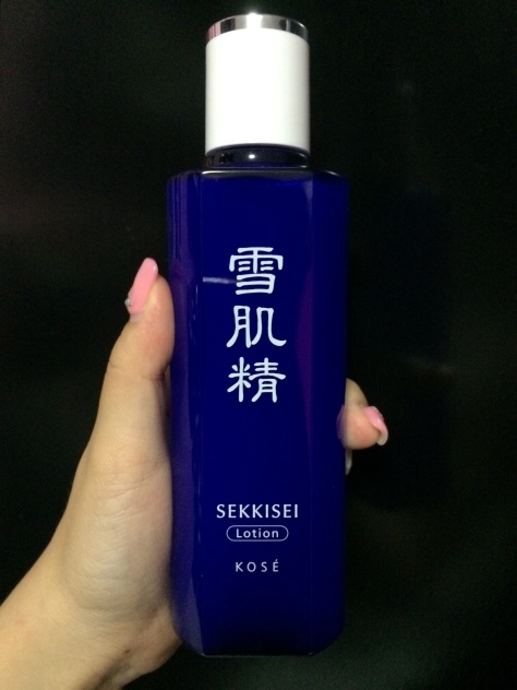 Kosé Sekkeisei Review Night Skincare Beauty Routine 5