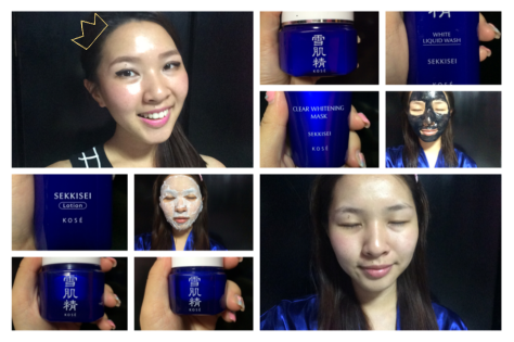 Kosé Sekkeisei Review Night Skincare Beauty Routine