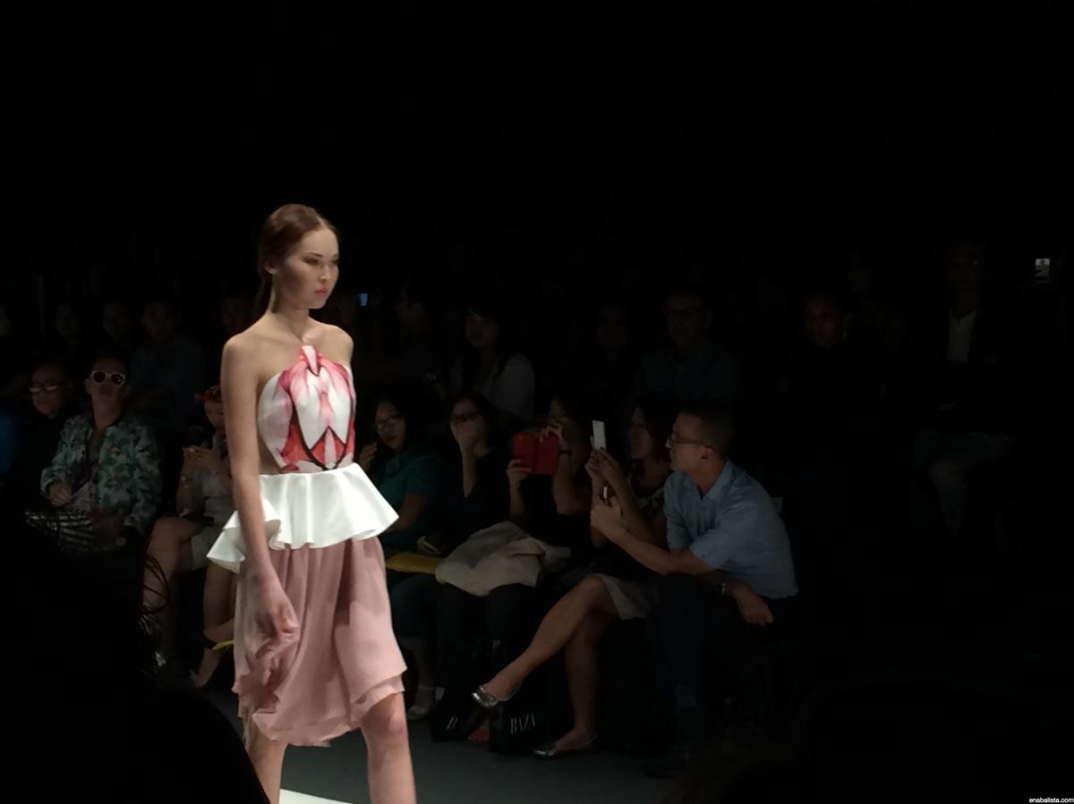 Harpers Bazaar Asia New Gen Fashion Designer Award 2014 Show @ AFF
