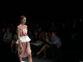 Harpers Bazaar Asia New Gen Fashion Designer Award 2014 Show @AFF
