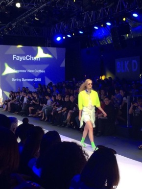 "LASALLE Degree Fashion Show 2014 ""Between Worlds"" @AFF"