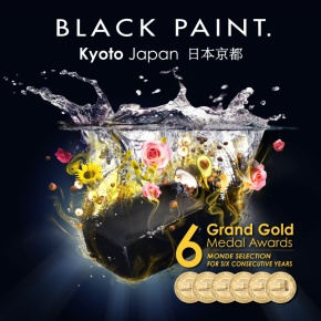 Experience Black Paint @Takashimaya