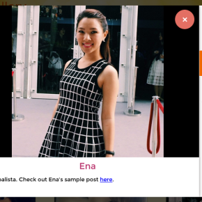 Vote Enabalista for SG Blog Awards Top Beauty Blog!