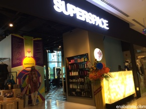 Superspace @ Orchard Gateway Singapore's Newest Mall