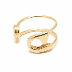 YG SAFETY PIN RING 1
